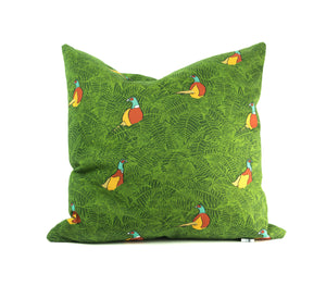 CUSHION - PHEASANT spring