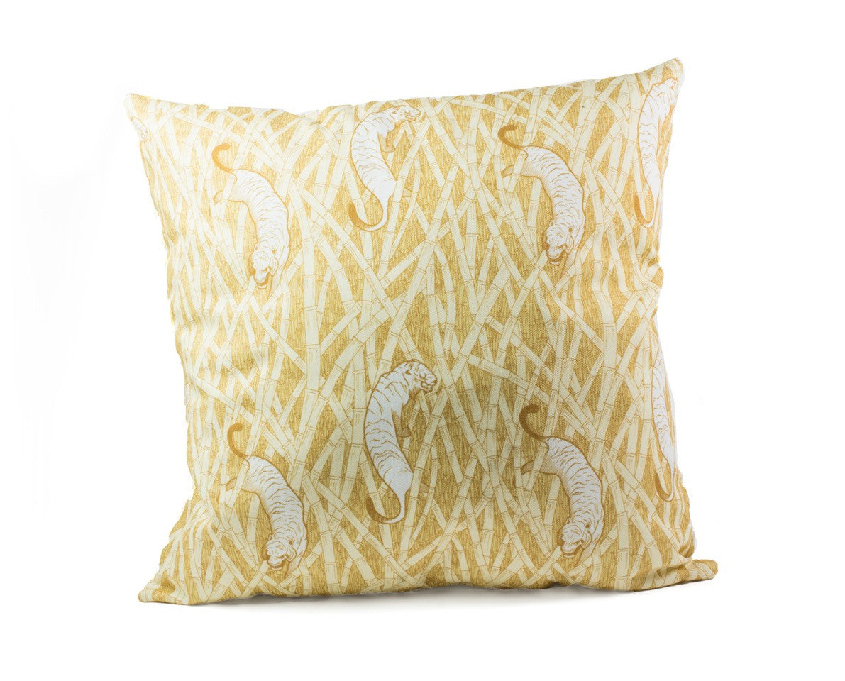 CUSHION - TIGERS beige