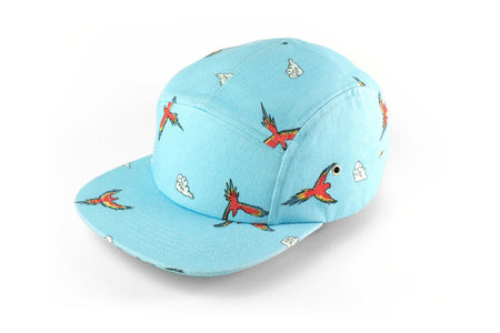 CAP - MACAW light blue