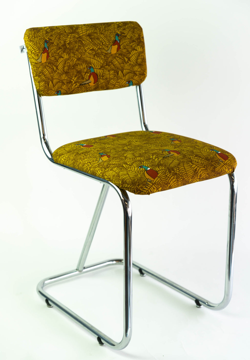 CHAIR - PHEASANTS autumn