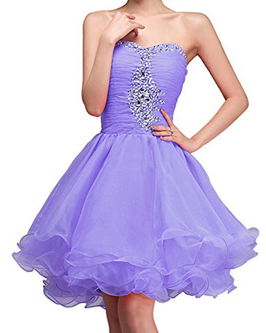 FAIRY COUPLE Homecoming Evening Cocktail Party Crystal Mini Short Dress D0131