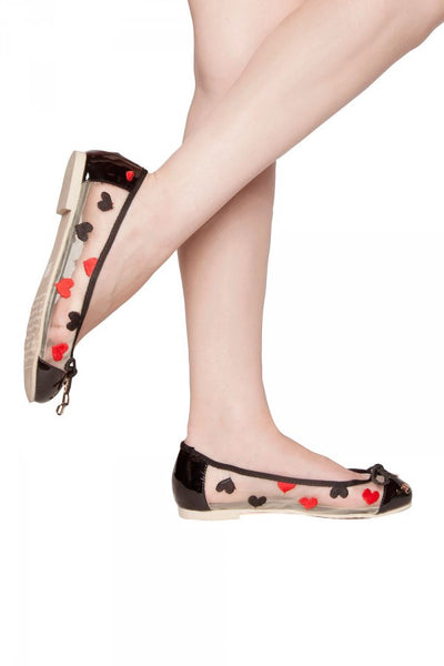 Queen of Hearts Flats