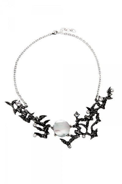 Eventide Bats Necklace