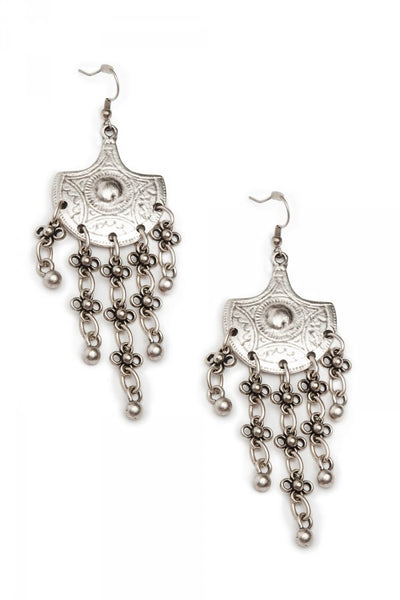 Architectural Elegance Earrings