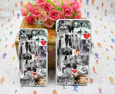CLEARANCE - MODSQUID STOCK: New Arrival I Love Lucy Lucille Ball series Back Skin Case for iPhone 6 6s 6 plus Protect Cell Phone Cover