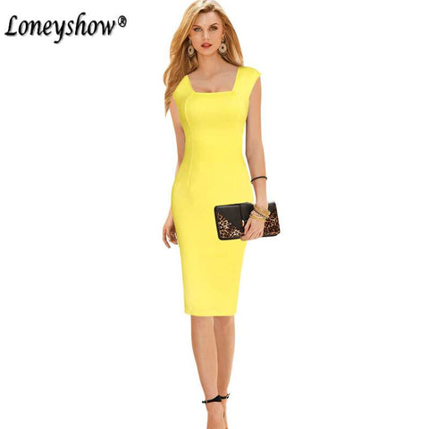 Loneyshow Spaghetti Strap 2017 Sweetheart Neckline High Quality Sexy Women Bodycon Candy Dresses Wholesale Cheap Plus Size XXL
