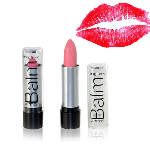 CLEARANCE - MODSQUID STOCK: Women Ladies Waterproof Elegant Color Lipstick Smooth Lip Stick Lipgloss Long Lasting Sweet Girl Lip Makeup Lip Balm