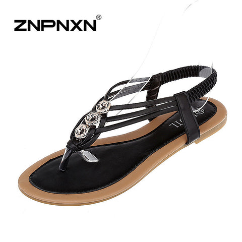 CLEARANCE - MODSQUID STOCK: ZNPNXN 2016 Women's Sandals Flip Flops Shoes Women Sandals Rome Style Sandale Femme Fast Shipping