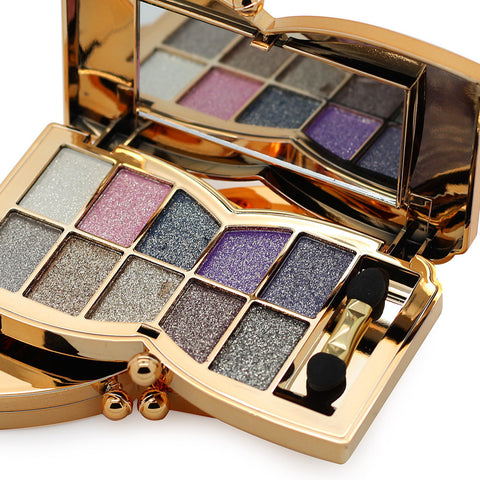 CLEARANCE - MODSQUID STOCK: Wholesale price Rose gold nake 12 original colors 2014 brand new makeup nk 3 Eye Shadow palette nk3 Smoked eyeshadow Cosmetics