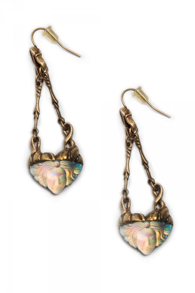 Futura Art Nouveau Earrings