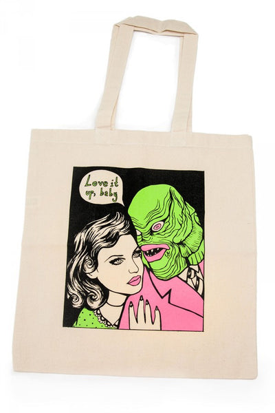 Love It Up Tote Bag