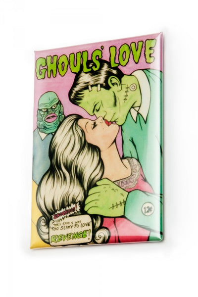 Ghoul's Love Magnet