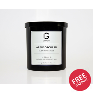 Apple Orchard Scented Soy Candle