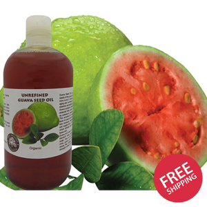 Organic Undiluted Virgin Guava Seed Oil