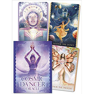 Cosmic Dancer oracle by Soulfire & Whitehurst