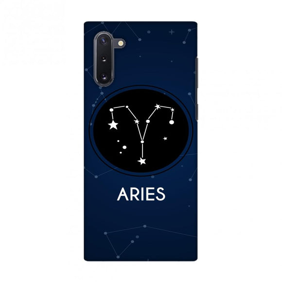 Stars Aries Slim Hard Shell Case For Samsung