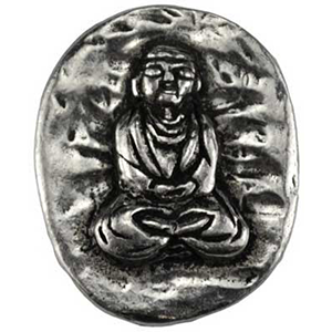 Buddha Pocket Stone - Wiccan Place