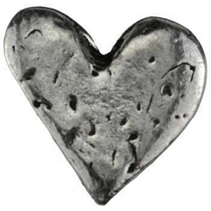Heart Pocket Stone - Wiccan Place