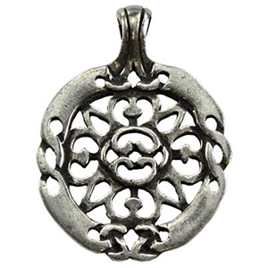 Celtic Harmony Protection Amulet Necklace - Wiccan Place