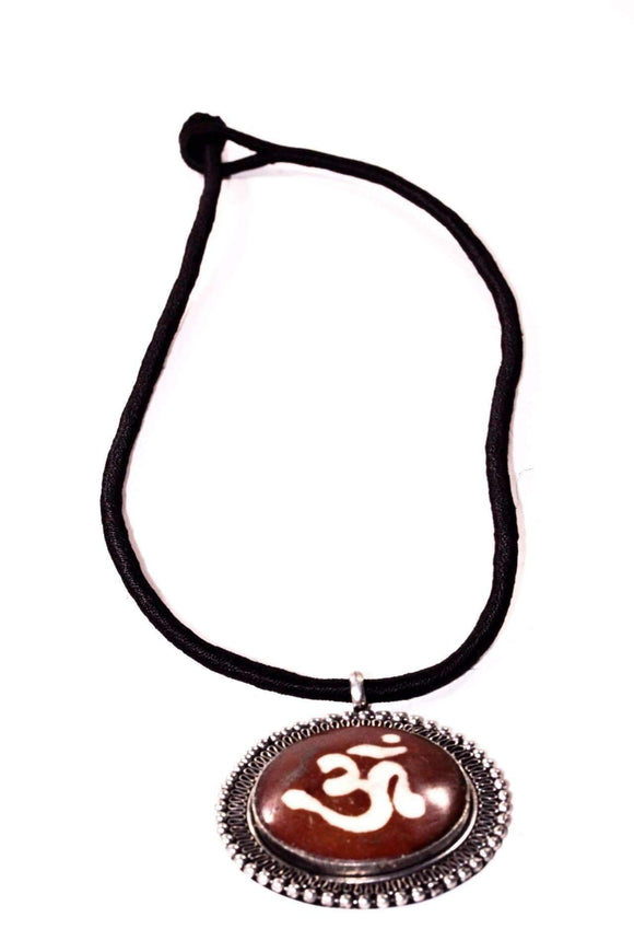 Auspicious Om Spiritual Necklace