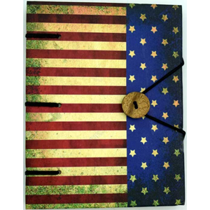 American Flag journal 4 1/2