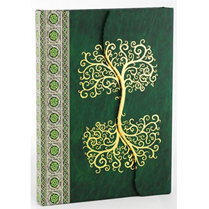 Celtic Tree of Life journal - Wiccan Place