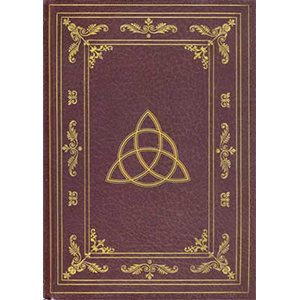 Wiccan Triquetra journal - Wiccan Place