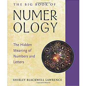 Big Book of Numerology by Shirley Blackwell Lawrence - Wiccan Place