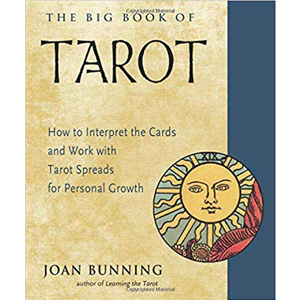 Big Book of Tarot by Joan Bunning - Wiccan Place
