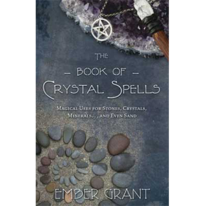 Book of Crystal Spells - Wiccan Place