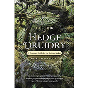 Book of Hedge Druidry by Joanna Van Der Hoeven - Wiccan Place