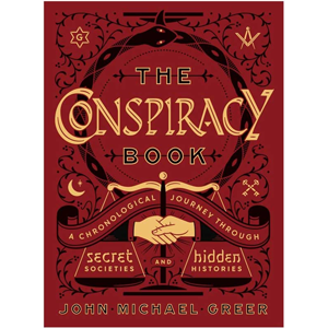 Conspiracy Book (hc) by John Michael Greer - Wiccan Place