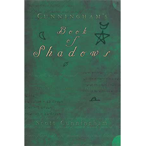 Cunningham's Book of Shadows (hc) by Scott Cunningham - Wiccan Place