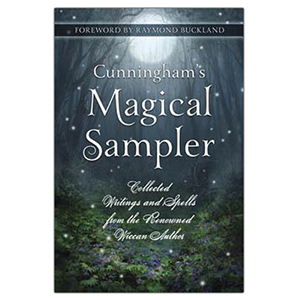 Cunningham's Magical Sampler by Scott Cunningham - Wiccan Place