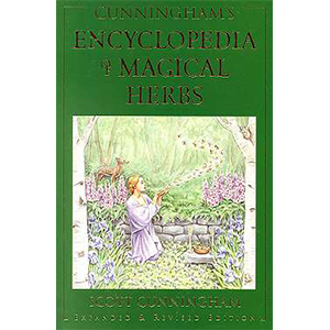 Encyclopedia Of Magical Herbs by Scott Cunningham - Wiccan Place