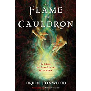 Flame in the Cauldrom by Orion Foxwood - Wiccan Place