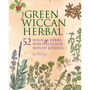Green Wiccan Herbal by Silja - Wiccan Place