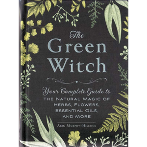 Green Witch (hc) by Arin Murphy-Hiscock - Wiccan Place