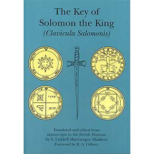 Key of Solomon the King (pub. Weiser) - Wiccan Place
