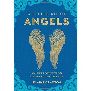 Little Bit of Angels (hc) by Elaine Clayton - Wiccan Place