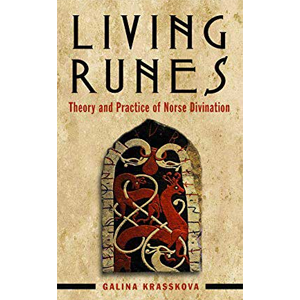 Living Runes by Galina Krasskova - Wiccan Place