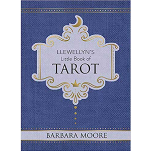 Llewellyn's little book Tarot (hc) by Barbara Moore