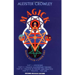 Magick (hc) by Alester Crowley - Wiccan Place