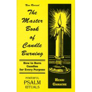 Master Book of Candle Burning by Henri Gamac - Wiccan Place