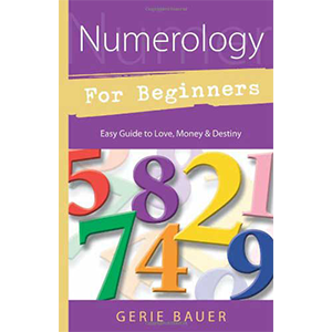 Numerology for Beginners by Gerie Bauer - Wiccan Place