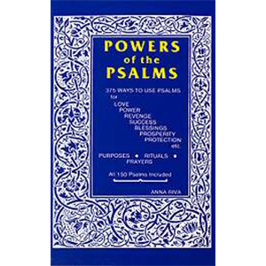 Powers of the Psalms by Anna Riva - Wiccan Place