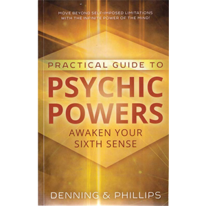 Practical Guide To Psychic Powers by Denning & Phillips - Wiccan Place