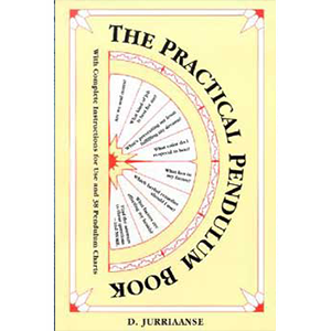 Practical Pendulum Book by D Jurriaanse - Wiccan Place