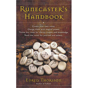 Runecaster's Handbook - Wiccan Place
