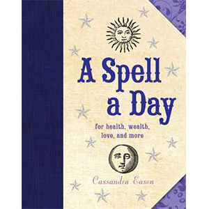 A Spell a Day (hc) - Wiccan Place